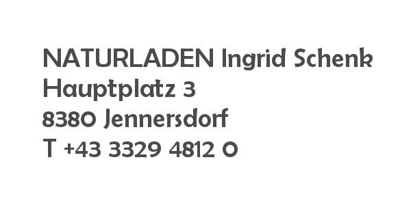Balanox Partner Jennersdorf: Naturladen Ingrid Schenk