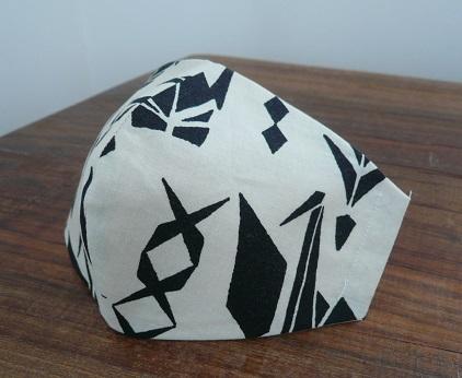 Gesichtsmaske Design Maske Stoff online kaufen Österreich Mund-Nasen-Schutz, waschbar  |  Design: Origami