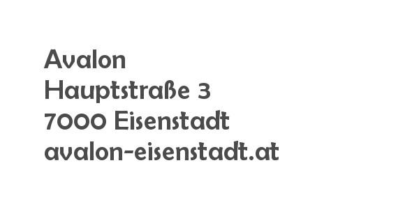 Balanox Partner Eisenstadt: AVALON | Martina Hemetsberger