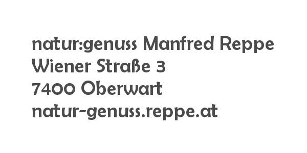 Balanox Partner Oberwart: natur:genuss Raquel Huber & Manfred Reppe