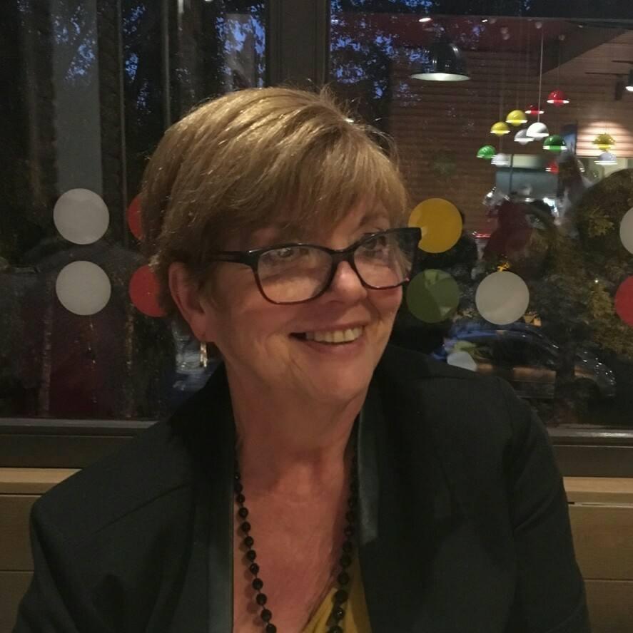 Annie Notelet, présidente de l'UPGCS