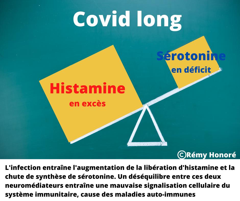 COVID-19 - COVID LONG.  Théorie des maladies infectieuses et des maladies dites auto-immunes
