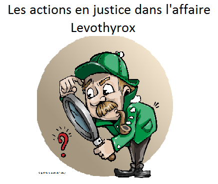Lyon : 4113 victimes du Levothyrox Nouvelle formule contre  le laboratoire Merck