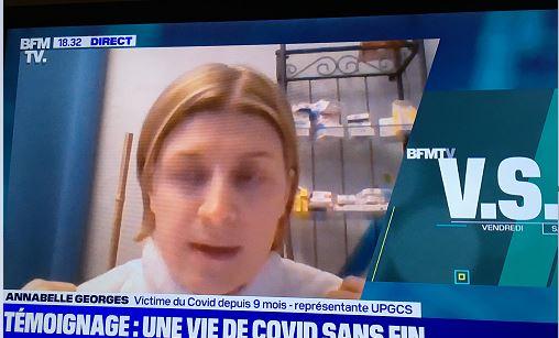 Covid long, sujet trop longtemps tabou en France mis enfin en avant sur BFM et CNews !