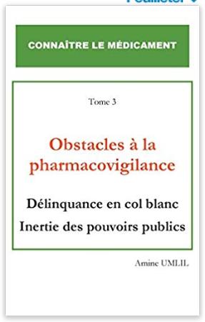 Obstacle à la Pharmacovigilance par Amine Umlil