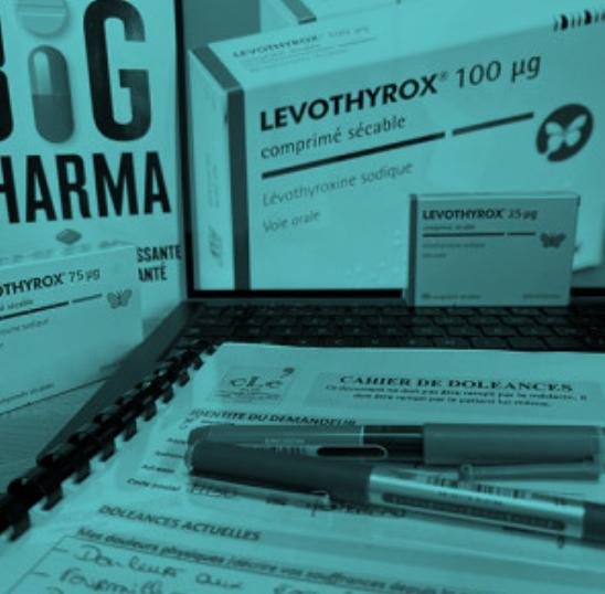 Maître Lèguevaques engage une Action Levothyrox ANSM,  avec le soutien de l'UPGCS et de VST