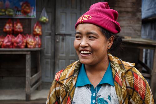 Chin Staat Myanmar, Menschen