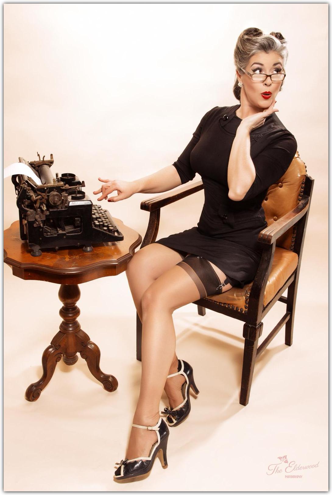 Miss Maizie Bloom. Picture from Ava Elderwood.
