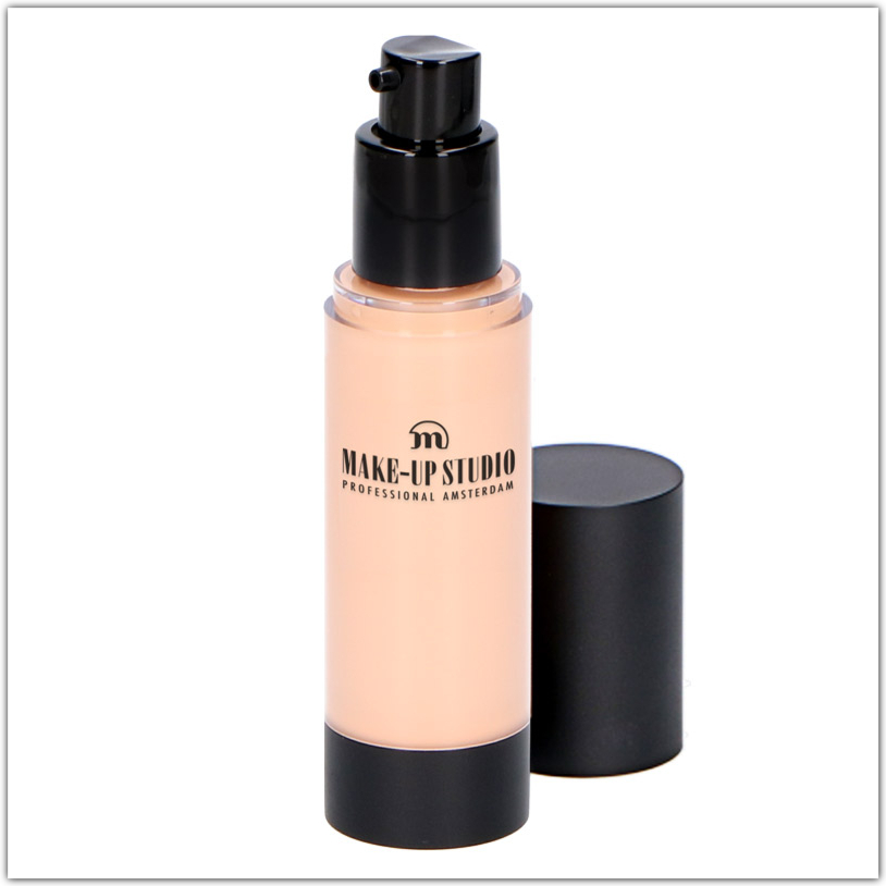 Fluid Foundation No Transfer (Vanilla Beige) von Make-up Studio
