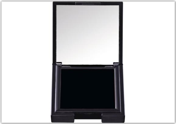 Eyeshadow M76 matte black von Nee Make up Milano