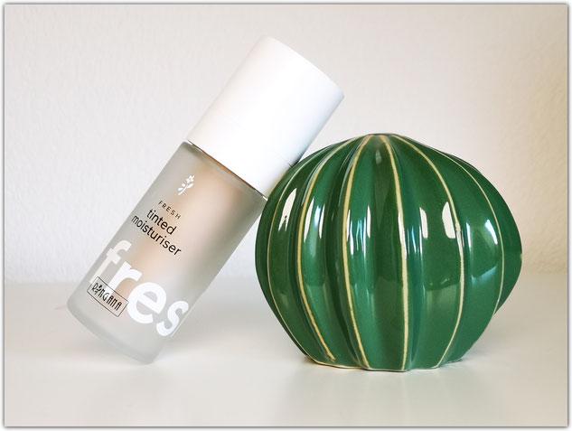 Ringana tinted moisturiser natural products skin care