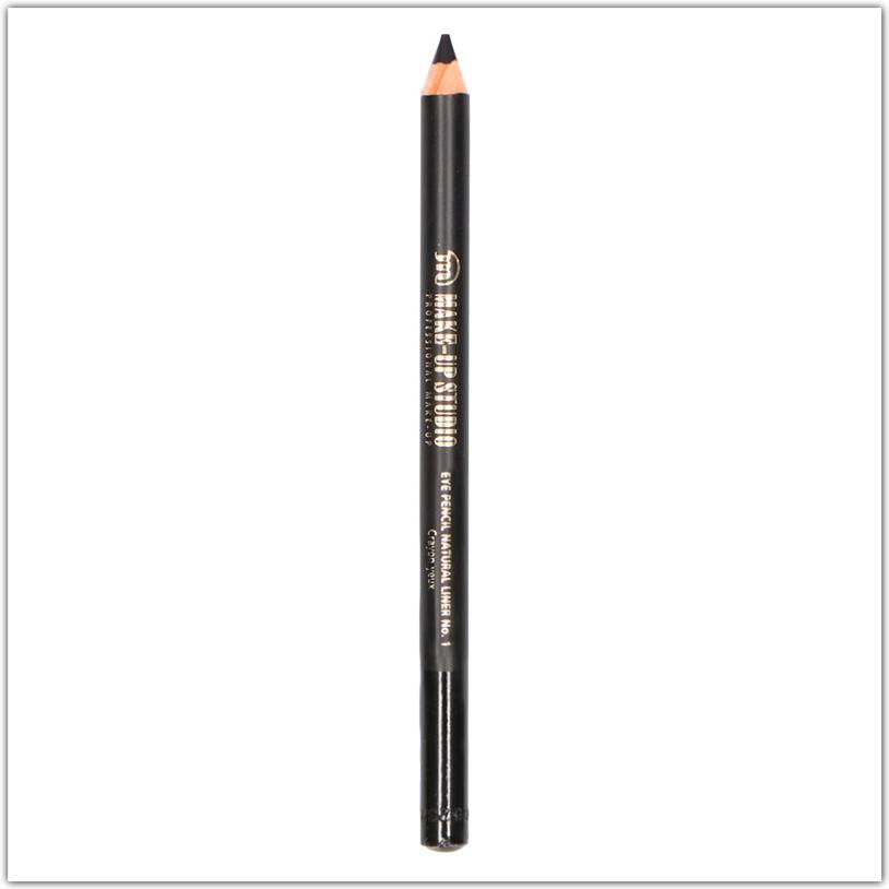 Eye Pencil Natural Liner Nr. 01 von Make-up Studio