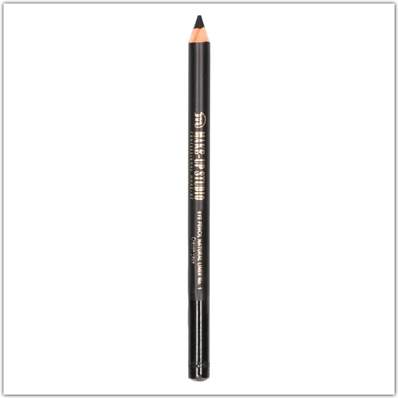 Eye Pencil Natural Liner N0. 01 from Make-up Studio