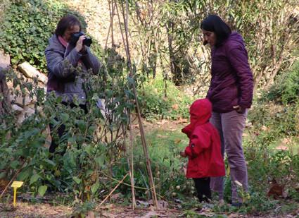 Que millors reporters per fotografiar les nostres activitats que ells.