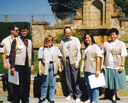 Ensenyem a futurs guies (1995).
