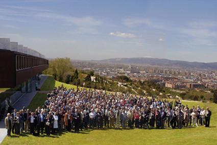 El nostre Jardí, el nostre lloc de trobada, també és lloc de trobada internacional: 2nd World Botanic Gardens Congress (2004). Nosaltres vam ser els acompanyants privilegiats per a científics de tot el món.