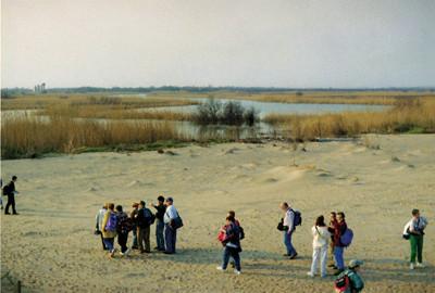 Els Aiguamolls de l'Empordà (1998).