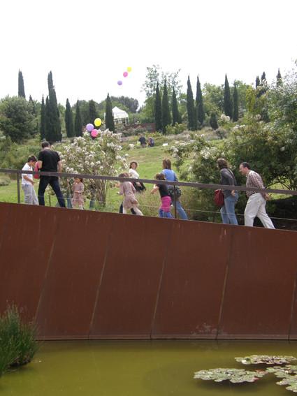 Plántate en el Jardín Botánico (2011).