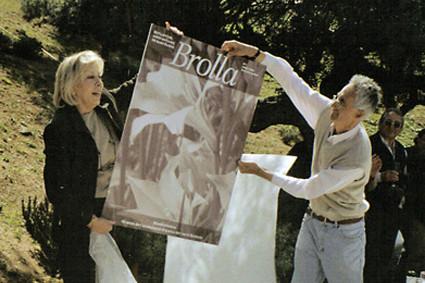 Otro fruto! Número 0 de La Brolla, uno de nuestros medios de expresión (2003).