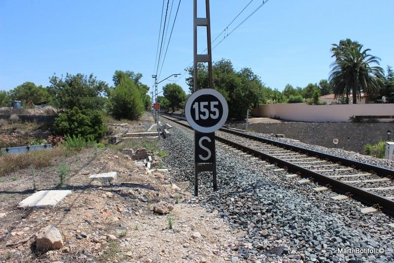 3 - Velocidad limitada en los Pasos a Nivel