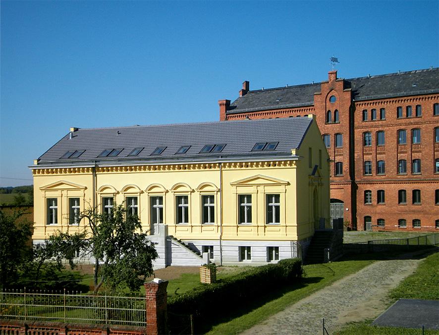 Gruppenhaus Unteres Odertal
