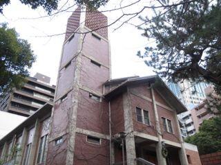 日本聖公会神戸ミカエル教会