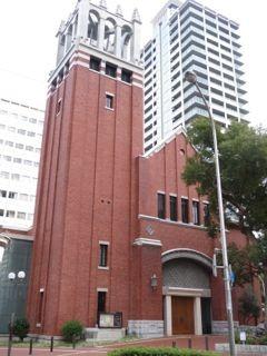 日本基督教団栄光教会