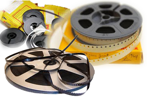 digitalisieren Ihrer wertvollen Normal 8 oder Super  8 Filme