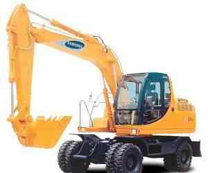 Samsung Excavator