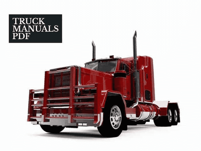 MAN Fault Codes - Trucks, Tractor & Forklift Manual PDF, DTC