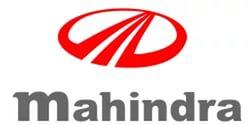 Mahindra Tractor Logo