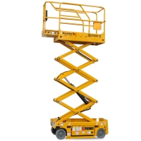 Haulotte 19ft Electric Scissor Lift