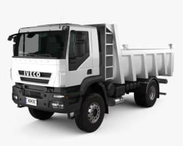 Iveco Trakker Tipper Truck