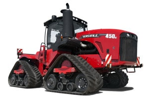 Versatile 4WD Delta Track