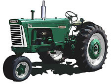 Oliver Model 770 farm tractor