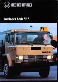 EBRO P SERIES Truck