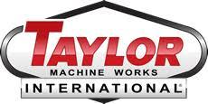 Taylor Forklifts logo