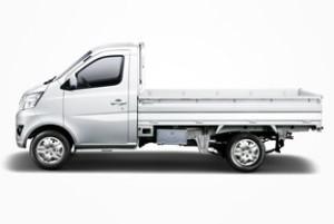 Tiger Truck Standard Cab