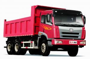 FAW CA3252 J5P 6x4 Dump Truck