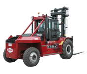 taylor t-series forklift truck