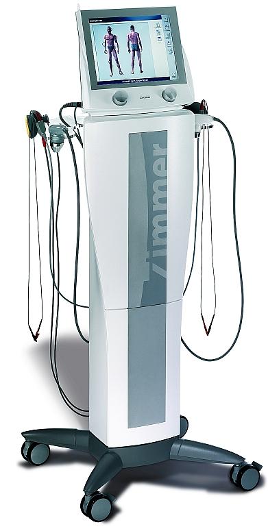 Unser modernes Elektrotherapiegerät