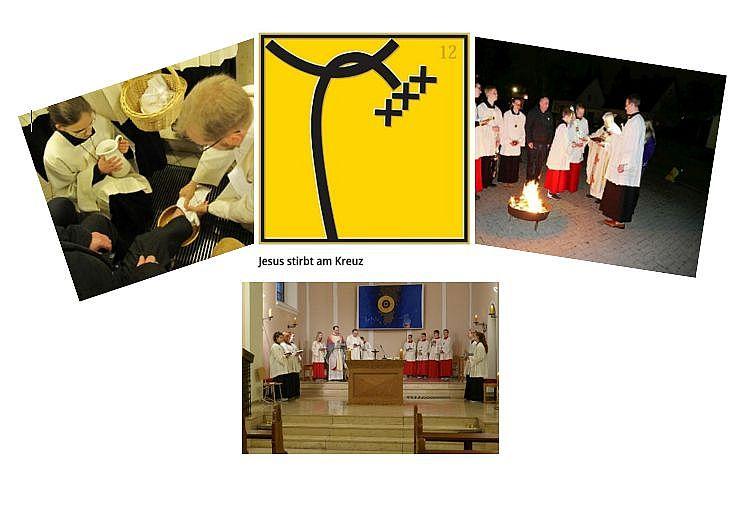 Online-Gottesdienste vor und zu Ostern
