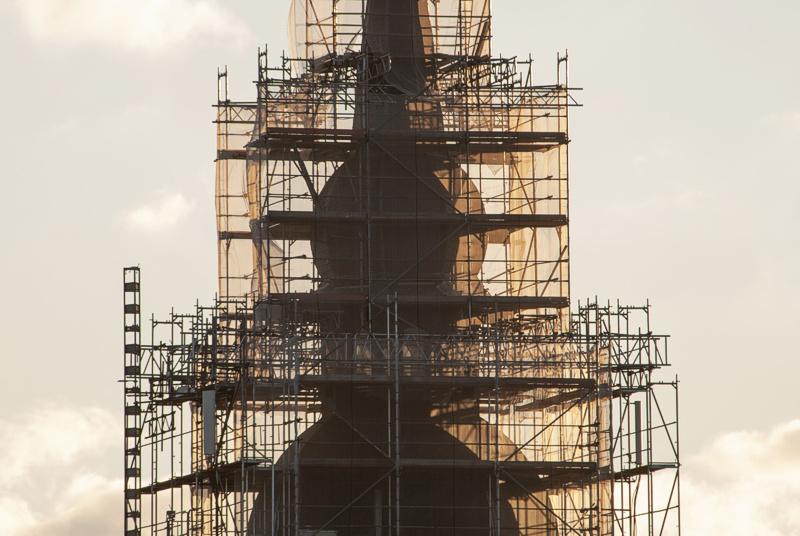 Neues von der Zwiebelturmkirche