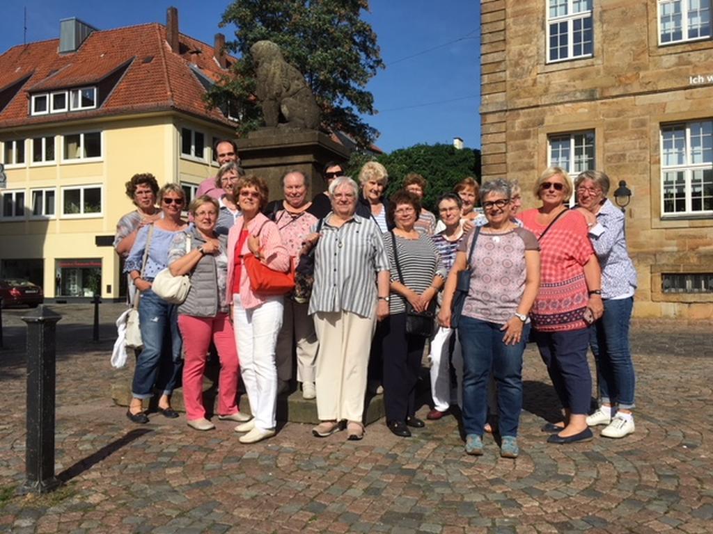 kfd-Gruppe aus St. Josef, Haßlinghausen in Osnabrück
