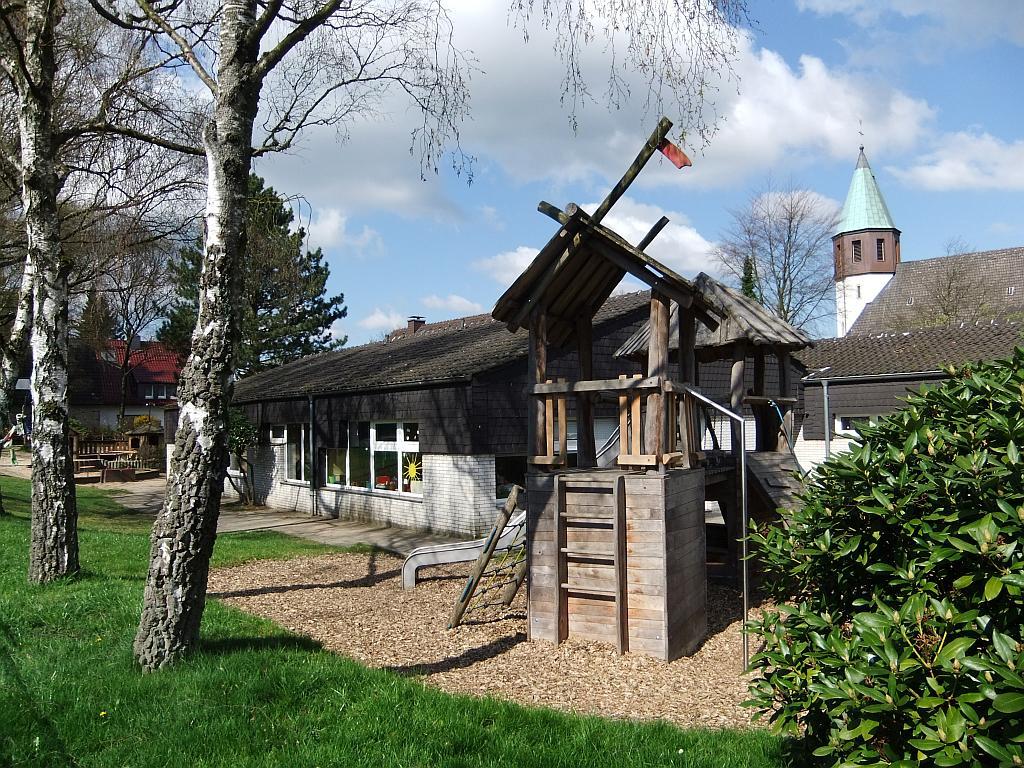 Teil des Kindergartens von St. Josef