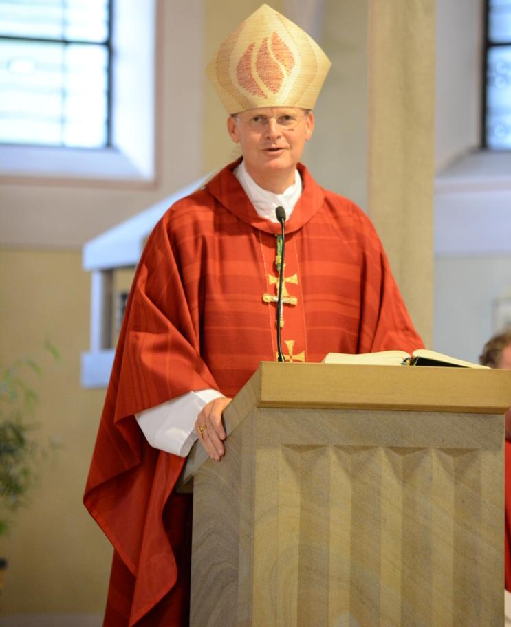 Brief des Bischofs zum Thema Segnungen gleichgeschlechtlicher Paare