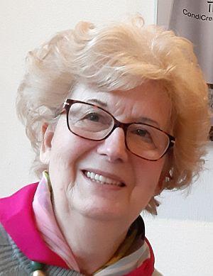 Vorsitzende des kfd-Vorstandsteams Monika Heidemann