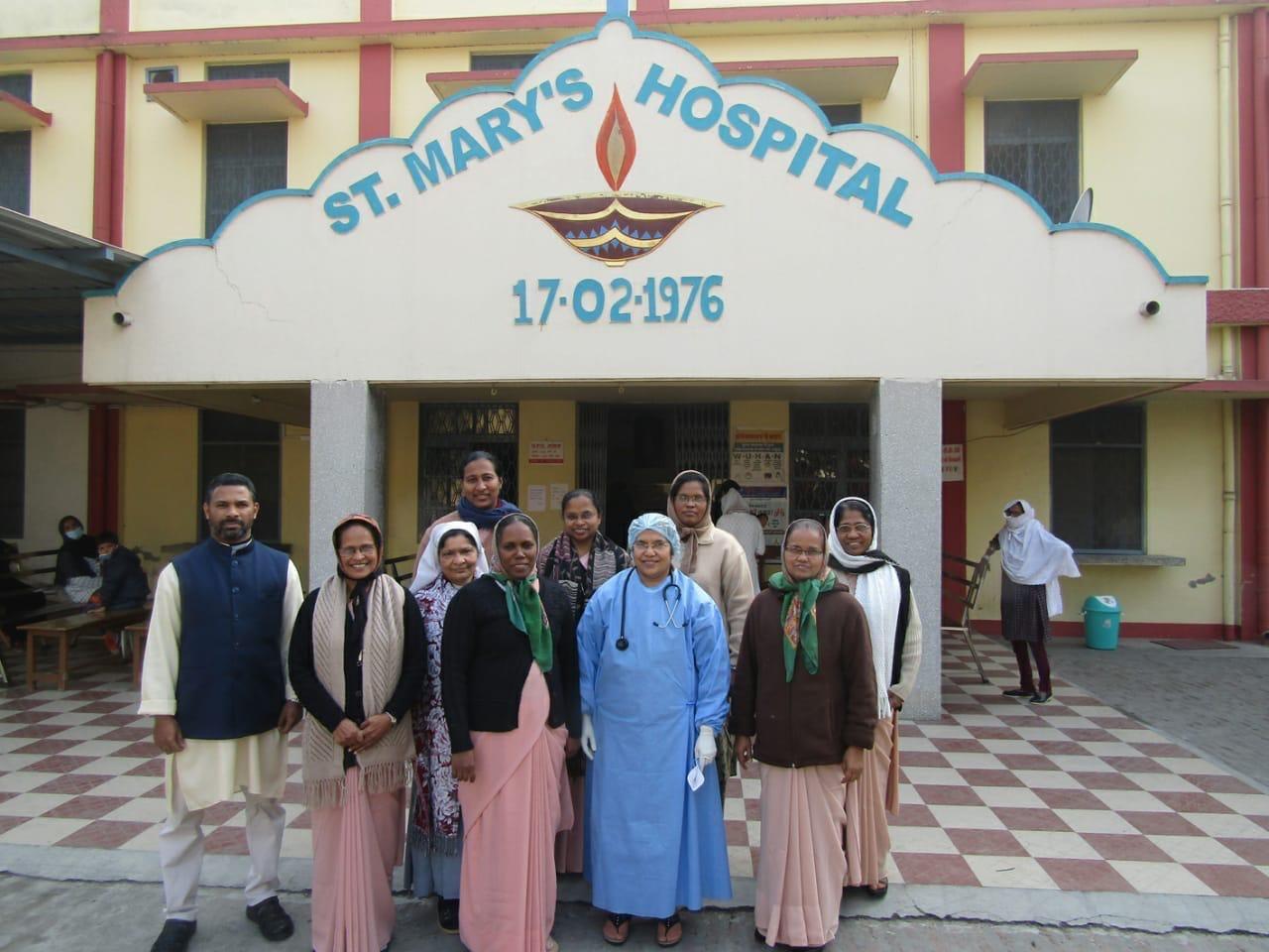 Pandemie: Pfarrei und Caritas sammeln Spenden für Bedürftige in Neu Delhi