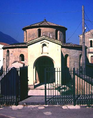 Battistero S.Maria Maggiore Nocera Sup.VI sec.