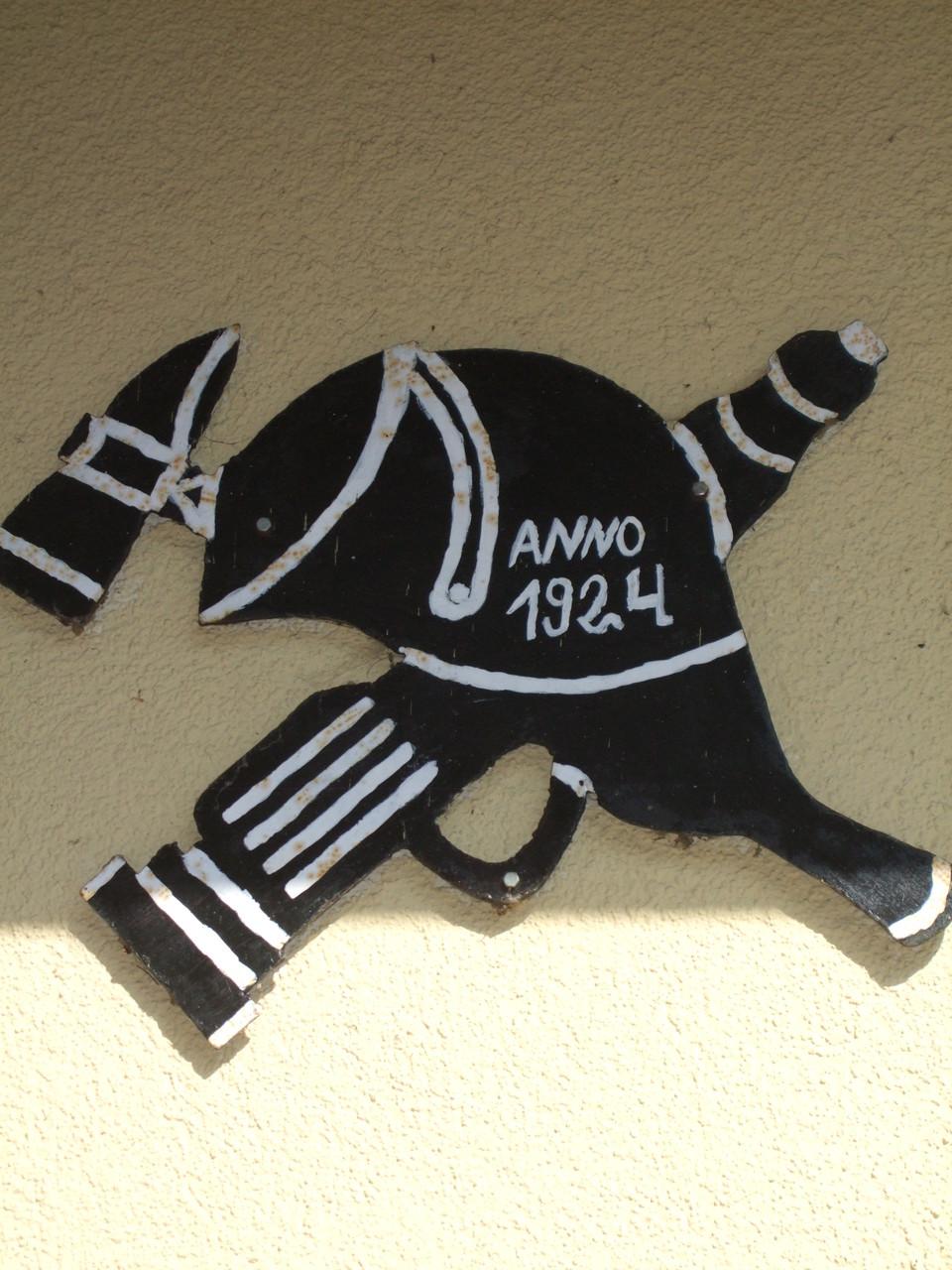 Wappen der FFW Goltzscha